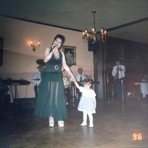 78-3Anita me Sindin, ne Il Galleto, 21-04-1996